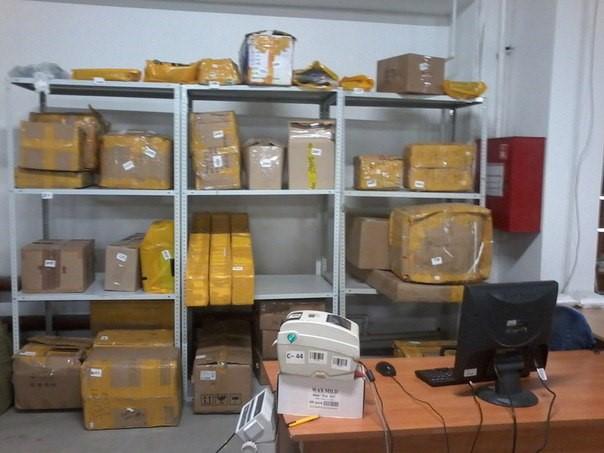 Доставка обуви из Китая склад доставки