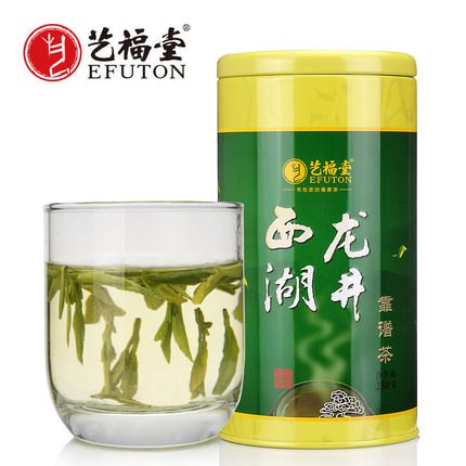 Зеленый чай Колодец дракона