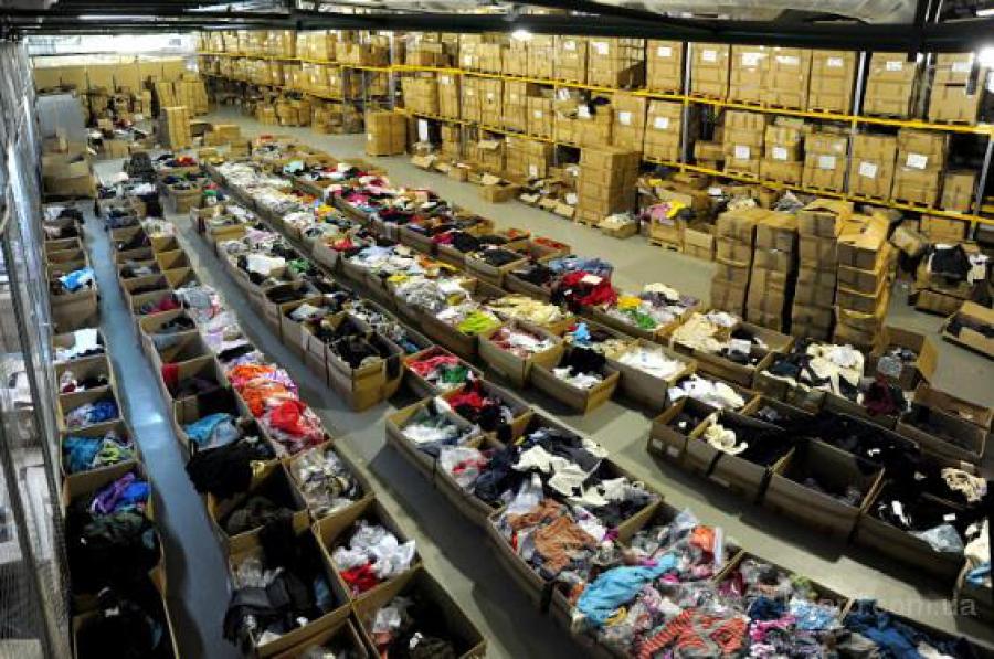 Где в Китае купить одежду оптом