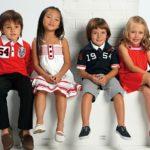 Одежда для детей оптом из Китая