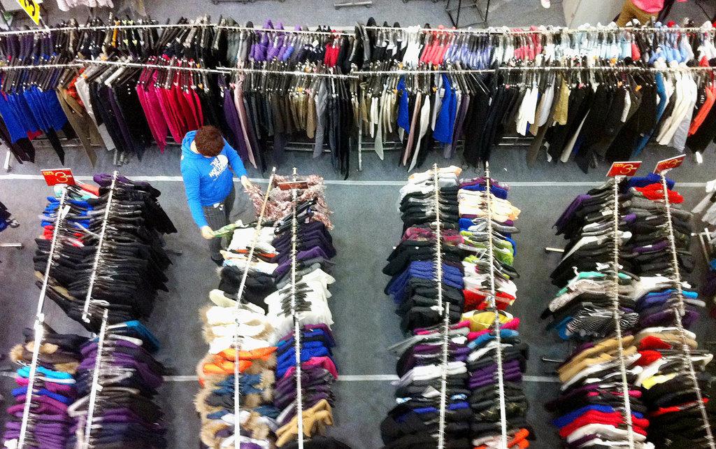 Оптовые закупки женской одежды китай