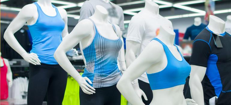 Спортивная одежда оптом из Китая: проблемы с уплатой госпошлины