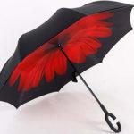 Антизонт или зонт-наоборот Up-brella оптом