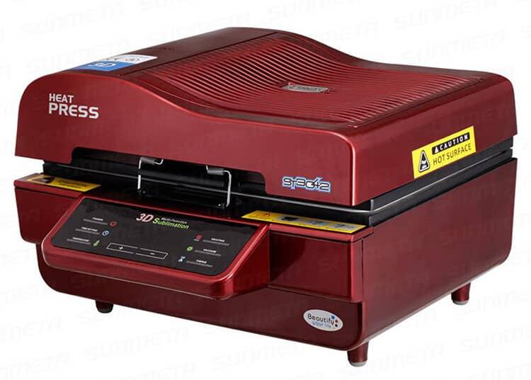 Вакуумный сублимационный термопресс-принтер