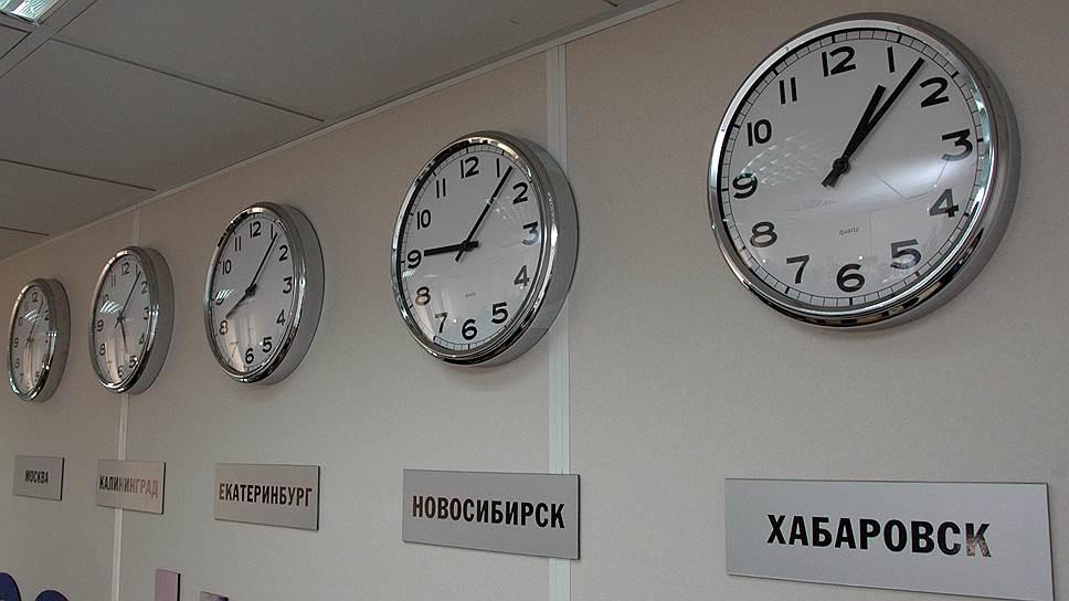 Когда в Петербурге полдень, в Китае уже конец рабочего дня