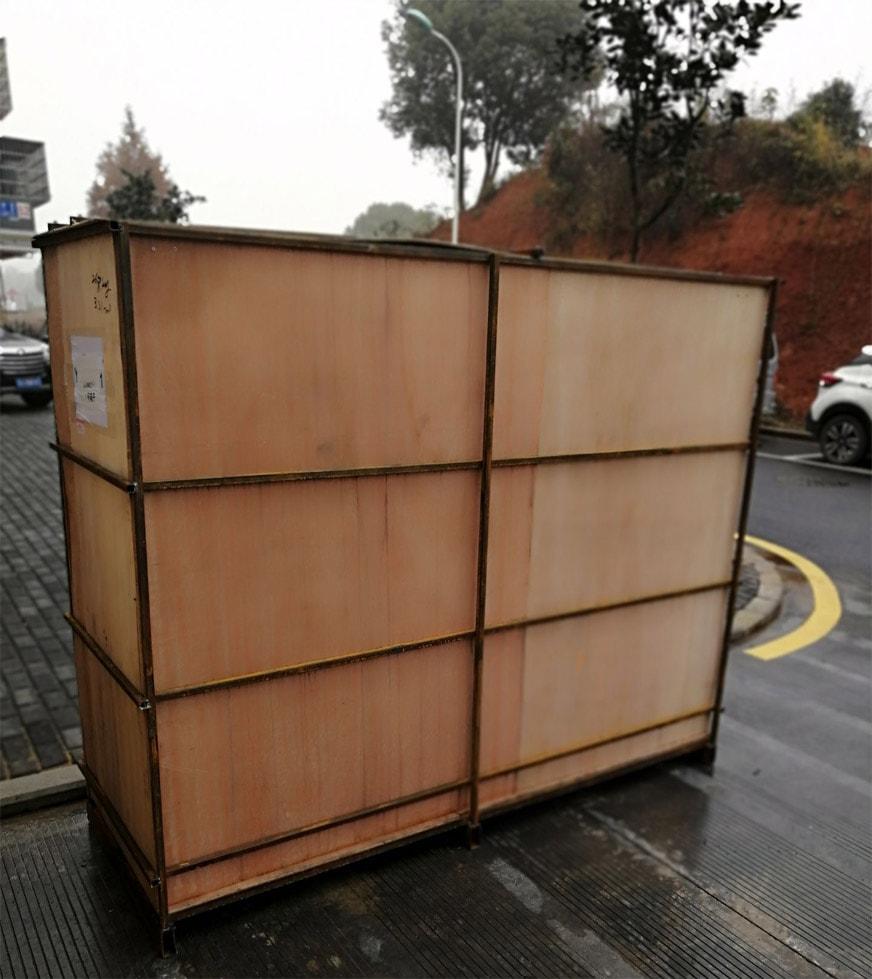 Доставка оборудования из Китая