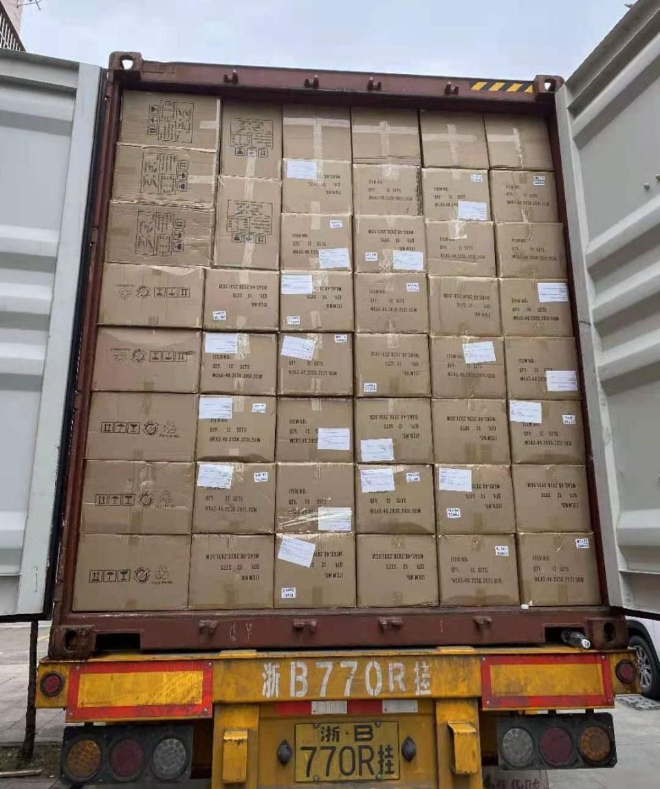 контейнерная перевозка груза из Китая