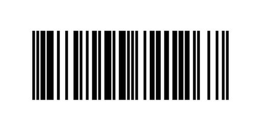 Баркод - это напечатанный ряд параллельных полос или линий различной ширины, который используется для ввода данных в компьютерную систему